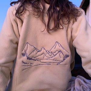 Vintage Patagonia Mountain Synchilla Jacket